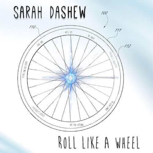 Rolling like a wheel, baby...